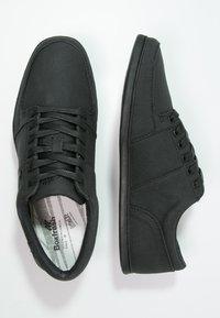 Boxfresh - SPENCER - Sneakers laag - black - 1