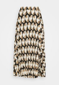 Freequent - PAULA MUST - A-line skirt - beige/sand - 5