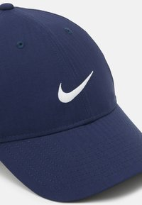Nike Golf - TECH - Keps - college navy/anthracite/white - 4