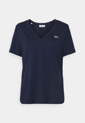 T-shirt basic - marine