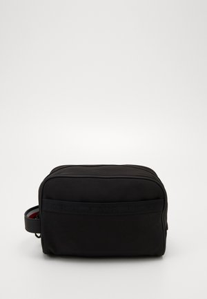 URBAN TOMMY WASHBAG - Toalettmappe - black