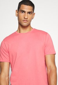 Topman - 3 PACK - T-shirt - bas - grey/green - 3