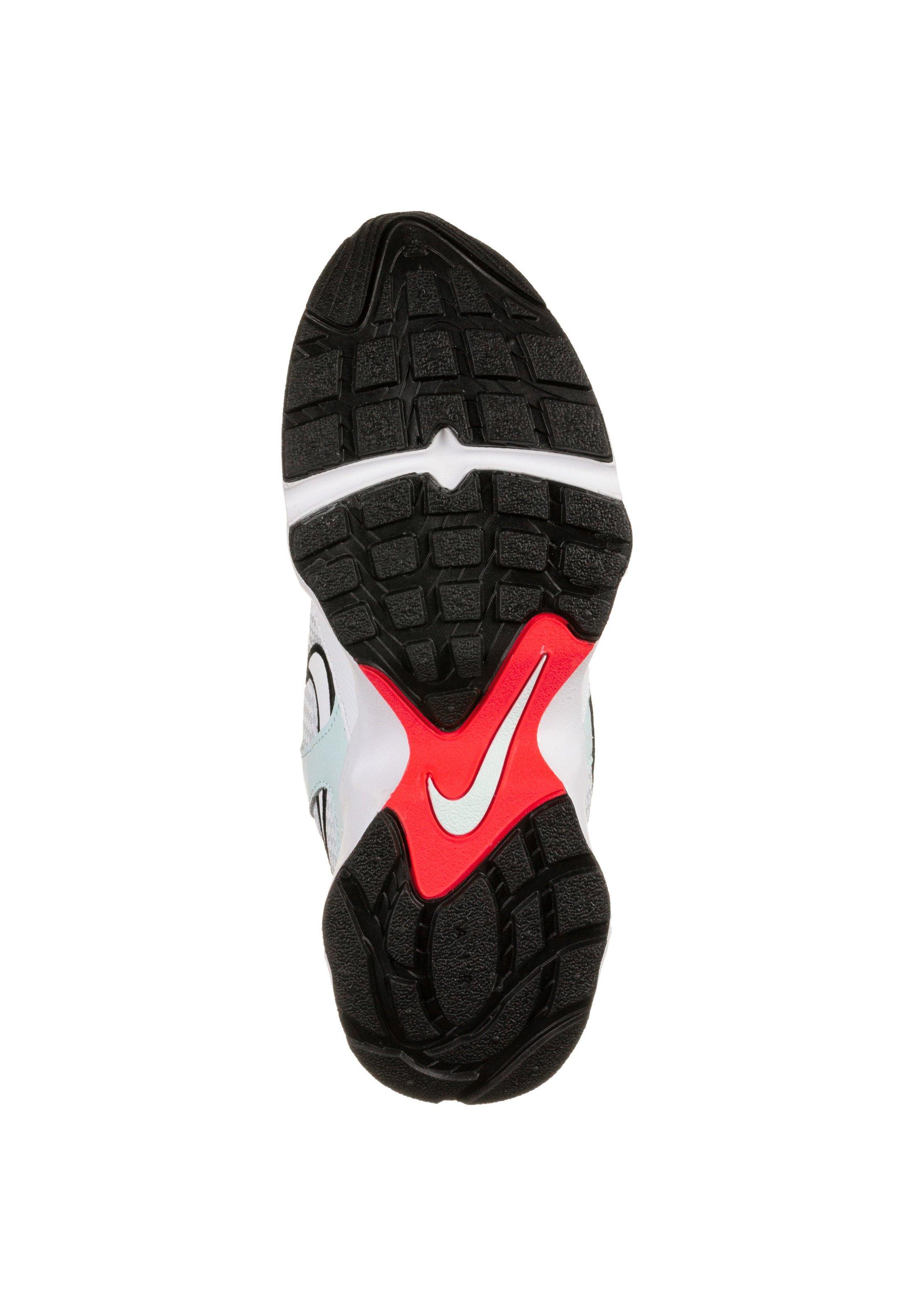 Nike Sportswear Sneaker low white / glacier blue / bright crimson/hellblau