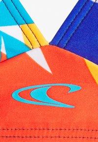 O'Neill - PW KAILUA SUPERKINI - Bikini top - blue/red - 2