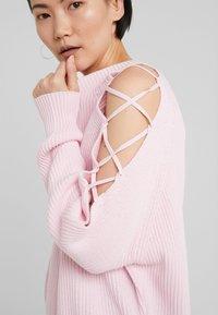 Pinko - LAVARELLO MAGLIA - Strikkegenser - pink lady - 5