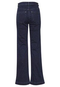 Dranella - DRLARRIET 3 TALIA  - Slim fit jeans - mid neptune blue - 7