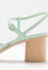Dolce Vita - ZYDA - Flip Flops - mint - 2