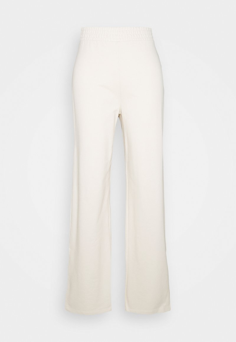 ONLY Tall - ONLDREAMER FLAIR SLIT PANTS - Trousers - birch