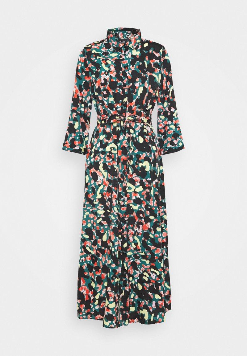 Pieces - PCROSIA  - Shirt dress - multi-coloured
