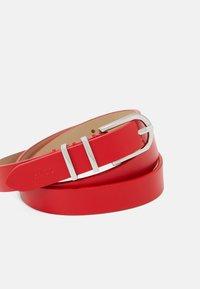 HUGO - ZOE BELT - Belt - red - 4