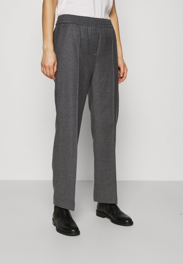 TROUSER - Broek - grey medium