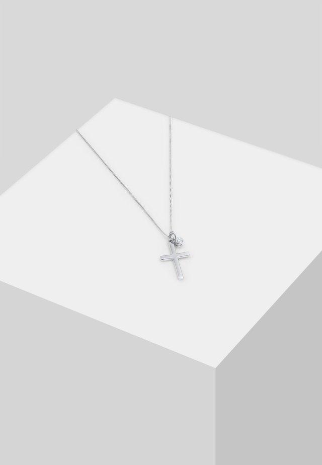 Halskette Religion Swarovski SWAROVSKI®  - Necklace - silber
