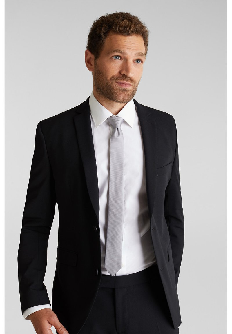 Esprit Collection - Tie - grey