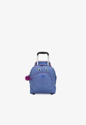 NUSI - Wheeled suitcase - dew blue