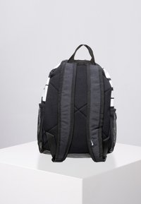 Nike Sportswear - BRASILIA UNISEX - Rucksack - black / white - 2