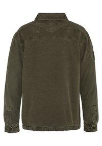 Schott - Light jacket - kaki - 3