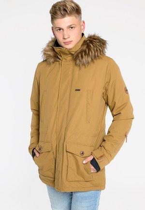 TRAVIS - Winter coat - camel