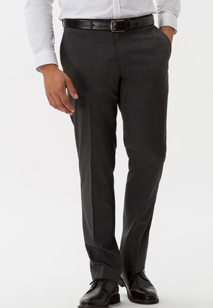 ENRICO - Pantalon - grey