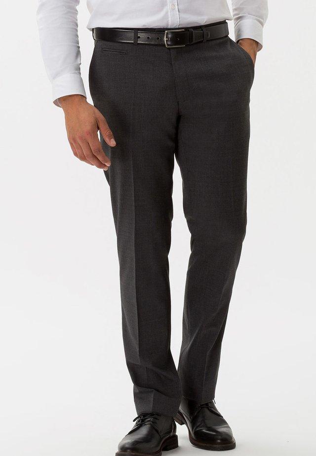 ENRICO - Pantalon de costume - grey