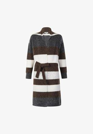 JOLENE - Cardigan - mousse stripe
