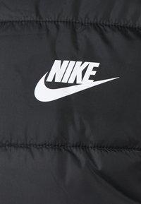 Nike Sportswear - CLASSIC - Winter jacket - black/white - 8
