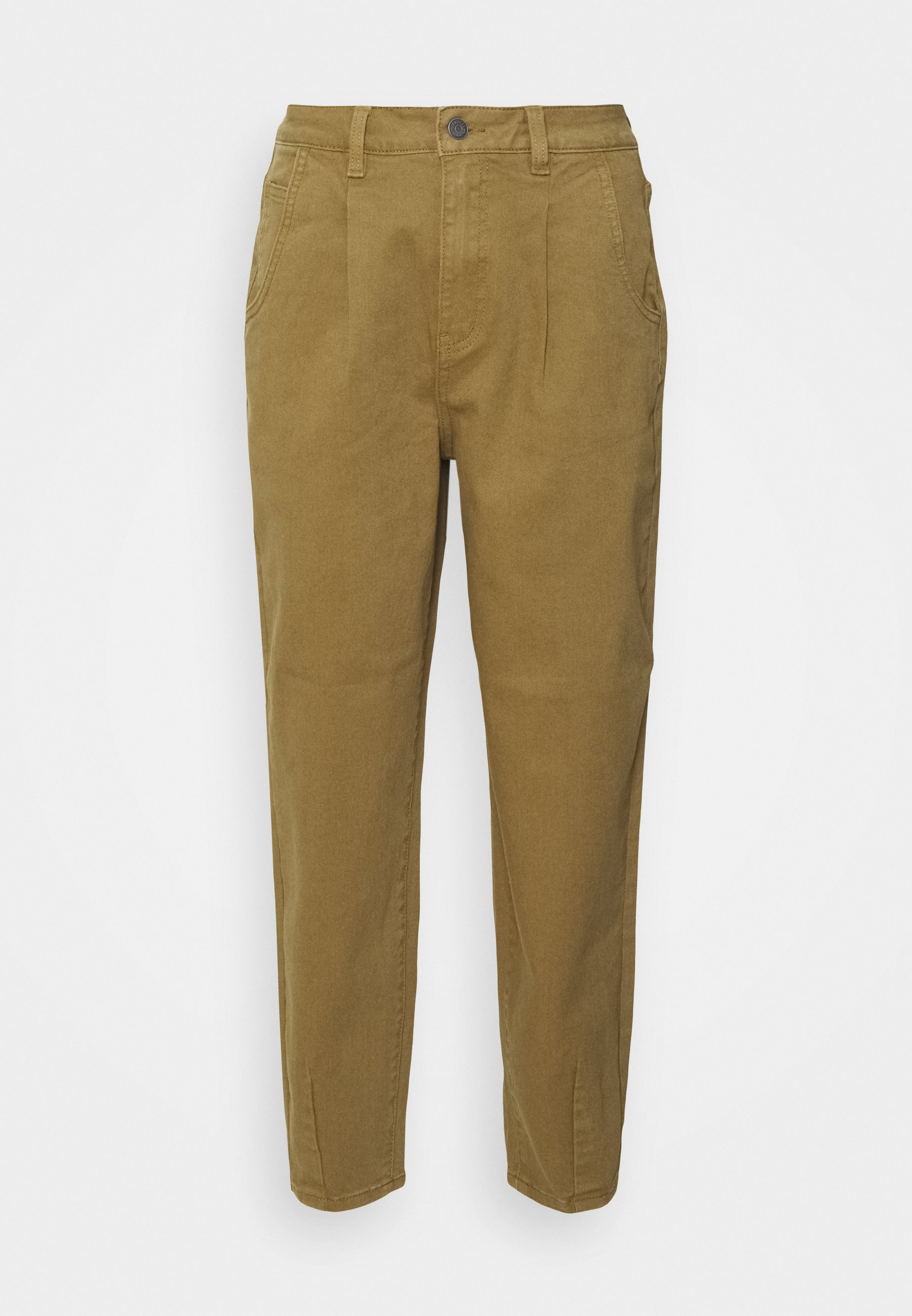 Women OBJROXANE ANKLE - Straight leg jeans