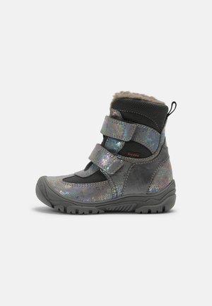 LINZ TEX  - Botas para la nieve - grey/silver