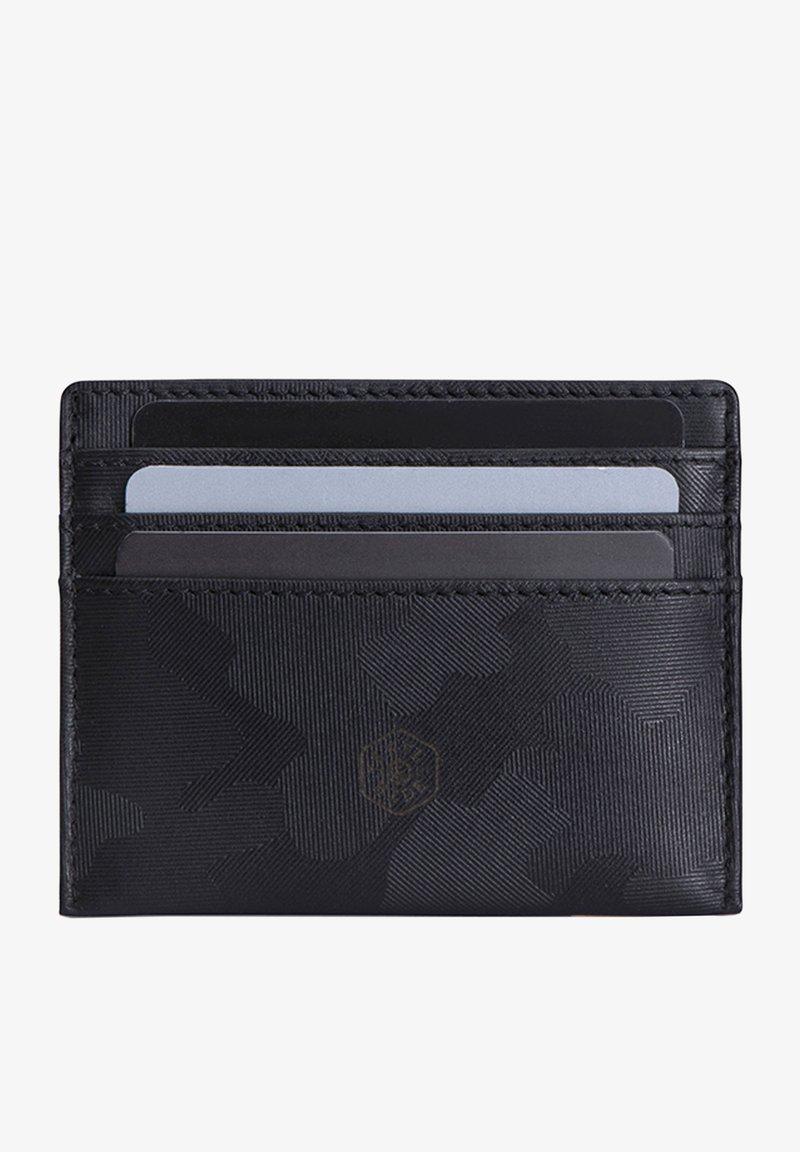 Jekyll & Hide - HAVANA - Business card holder - camo2