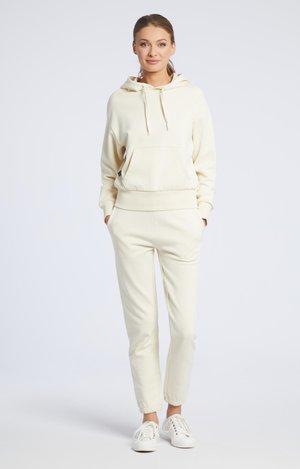 Spodnie treningowe - off-white