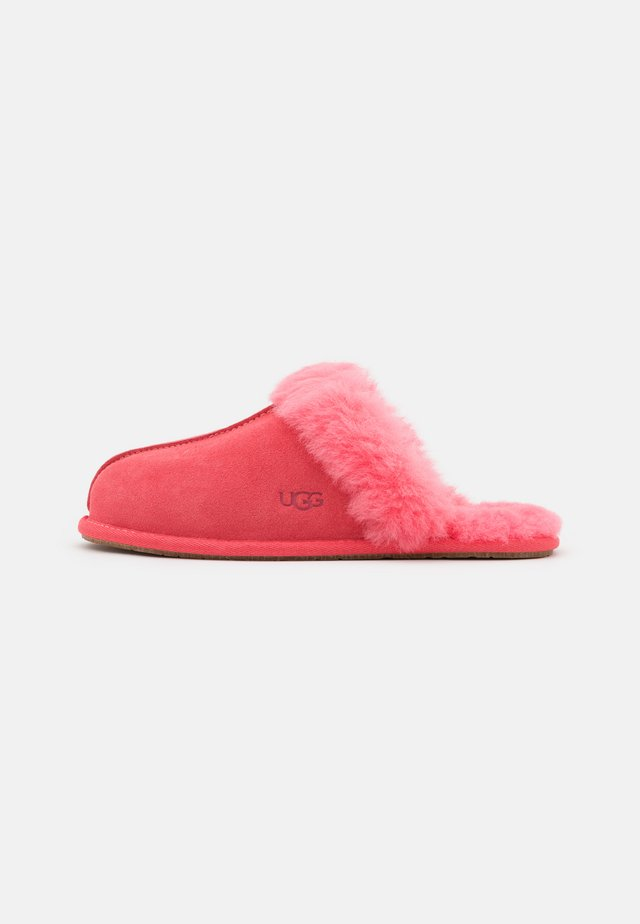 SCUFFETTE II - Chaussons - strawberry sorbet