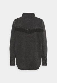 Scotch & Soda - Button-down blouse - black - 1