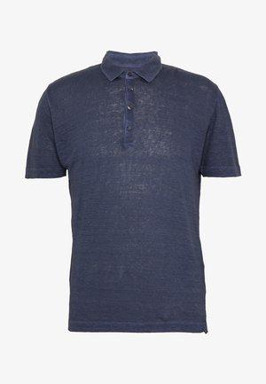 Poloshirts - dark blue fade