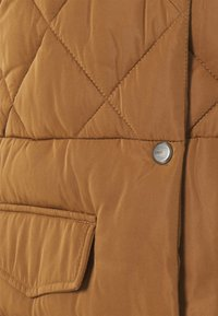 ONLY - ONLSTACY QUILTED WAISTCOAT - Waistcoat - toasted coconut - 2