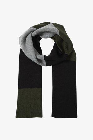 EARNEST - Sjaal - black