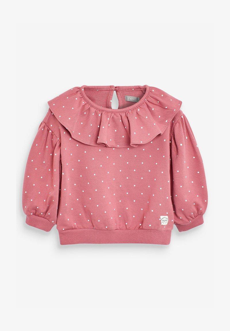 Next - Sweatshirt - pink