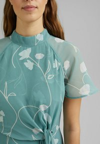 Esprit Collection - Maxi dress - dark turquoise - 3
