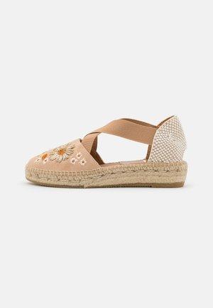 ADA - Sandály na platformě - beige