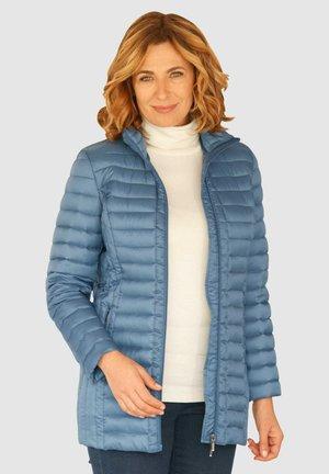 Light jacket - rauchblau