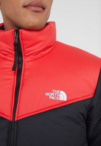 The North Face - JACKET - Winterjas - black/red - 7