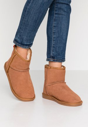 WINTER - Bottines - camel