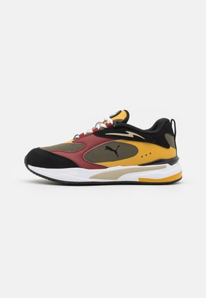 RS-FAST T4C UNISEX - Sneakers basse - grape leaf/mineral yellow