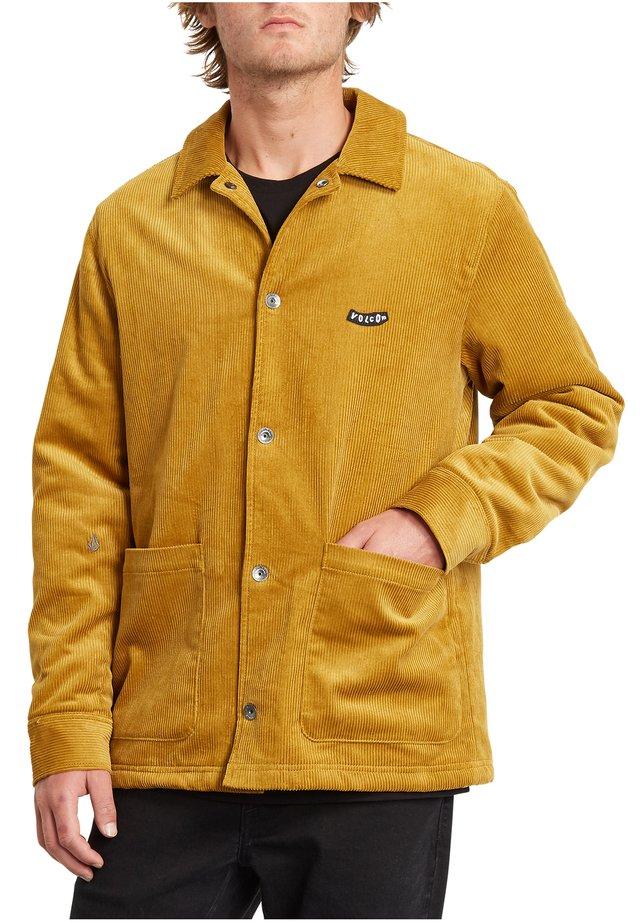 BENVORD - Jas - golden brown