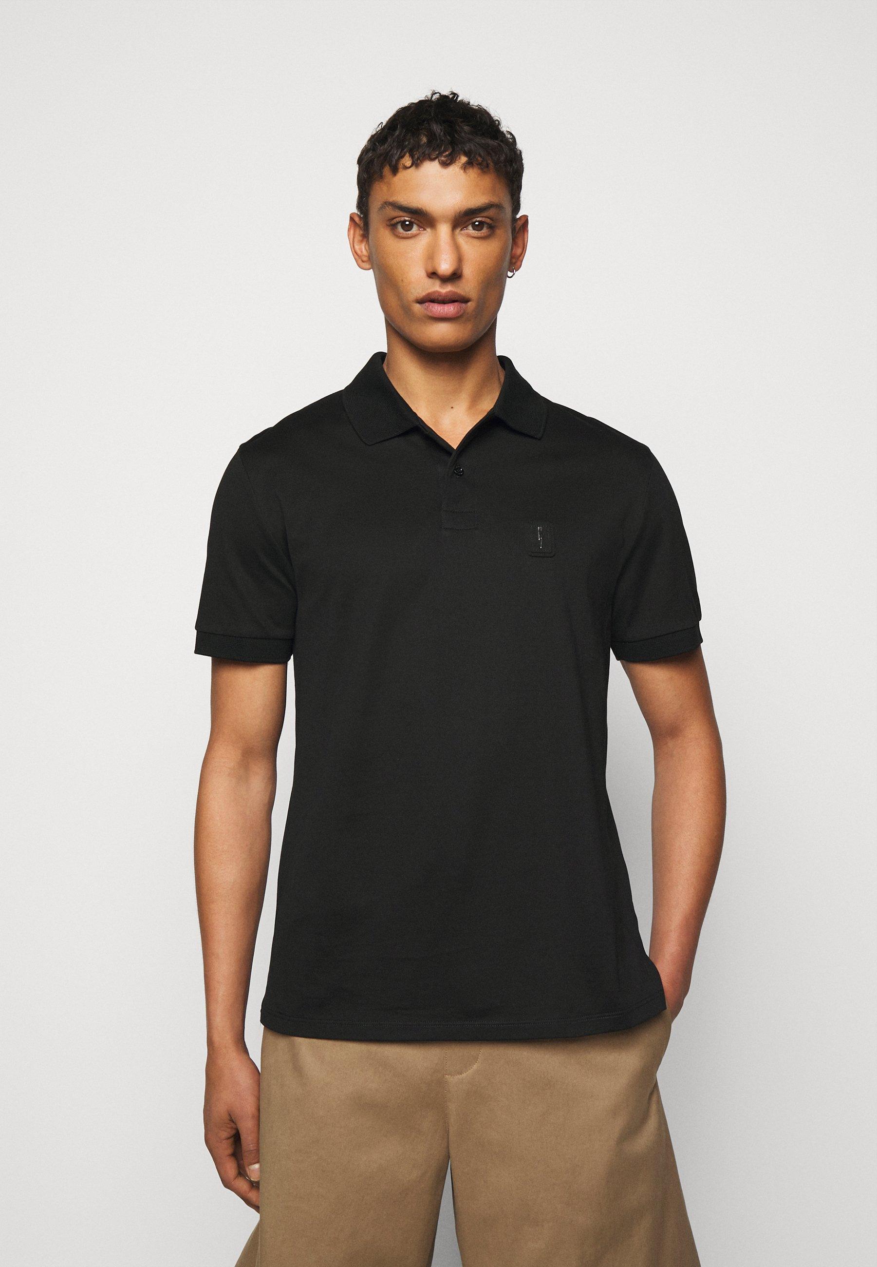Men TRAVEL ENAMEL BOLT BADGE - Polo shirt