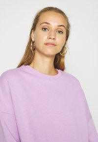 Even&Odd - Oversized Sweatshirt - Sweater - lilac - 3