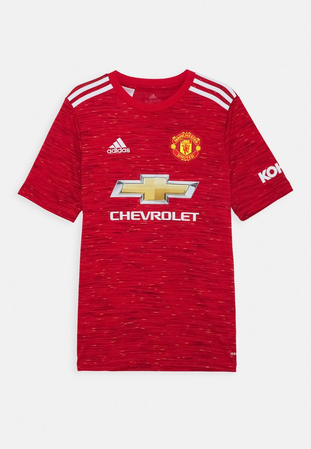 MANCHESTER UNITED AEROREADY FOOTBALL - Klubtrøjer - reared