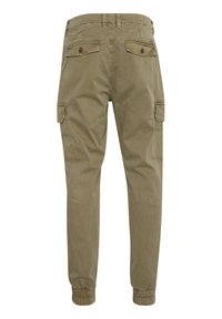 Blend - Cargo trousers - martini olive - 7