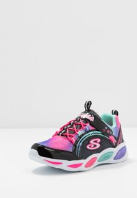 Skechers - SHIMMER BEAMS - Trainers - black/multicolor - 2