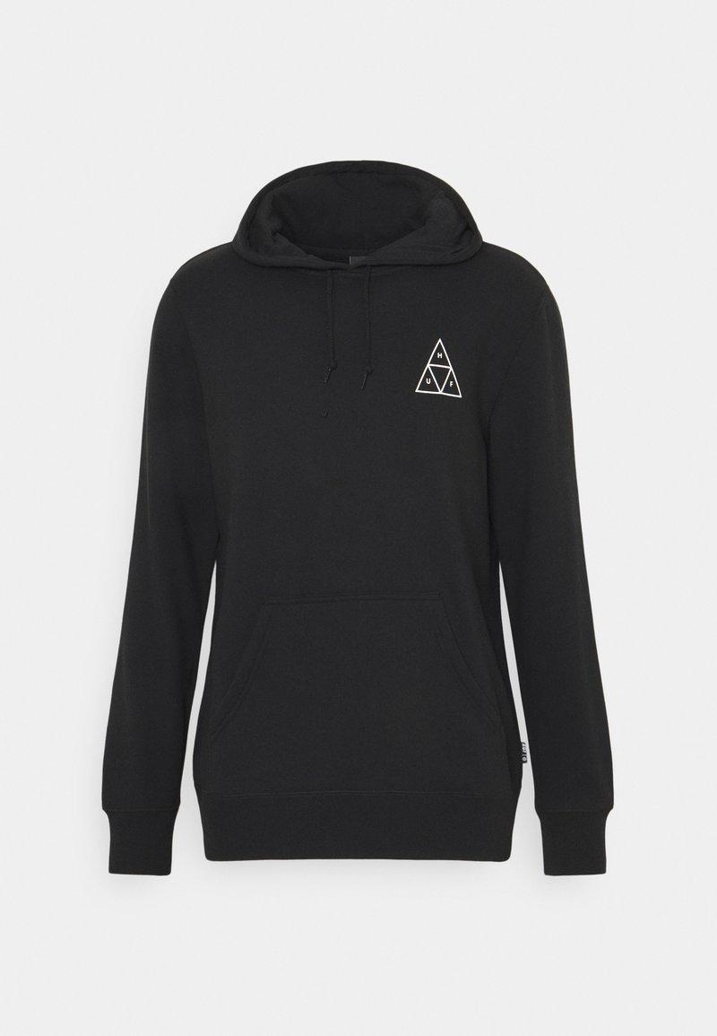 HUF - LUPUS NOCTEM HOODIE - Sweatshirt - black
