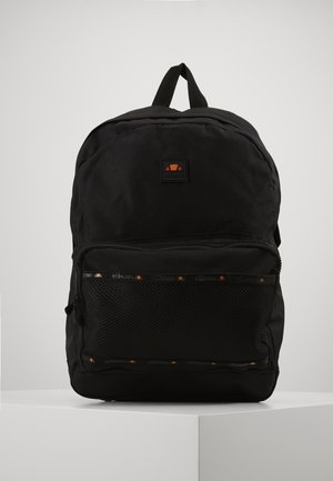 JANIC BACKPACK - Reppu - black