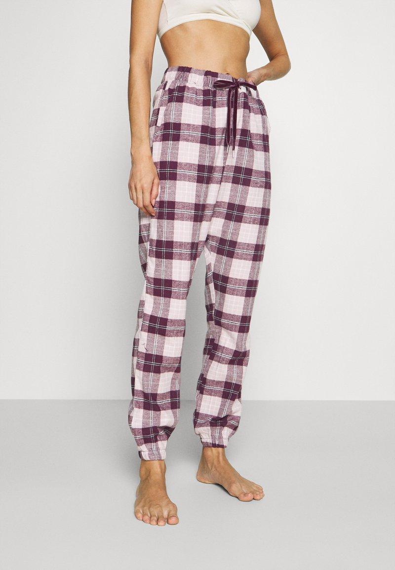 Hunkemöller - Pyjama bottoms - wine tasting